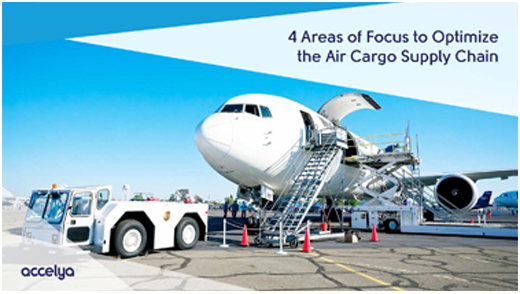 optimize the air cargo supply chain